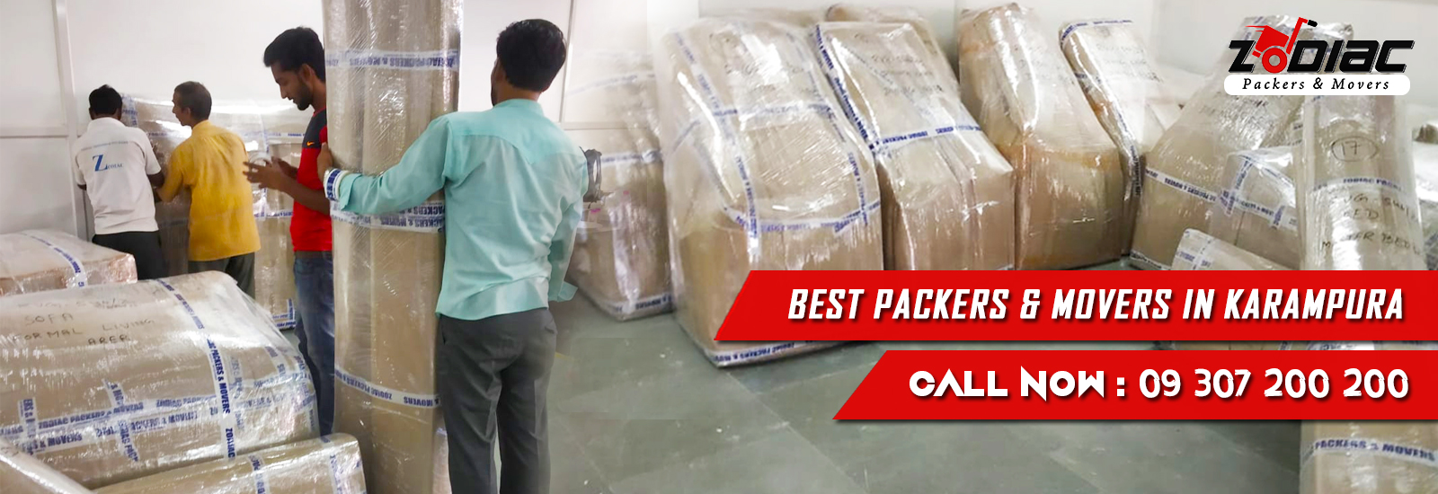 Packers and Movers in Karampura