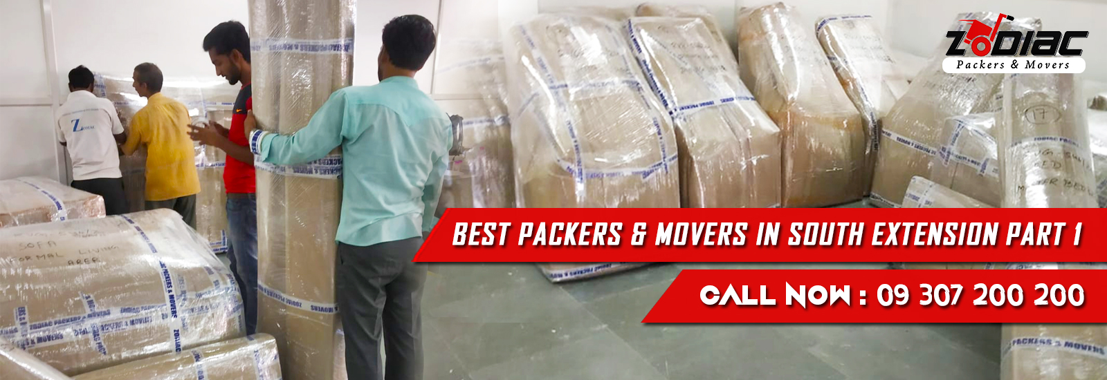 Packers and Movers in South Extension Part 1