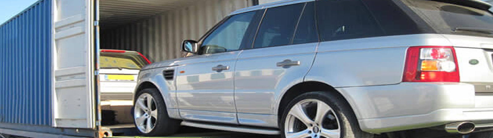 Luxury Car Shifting Services